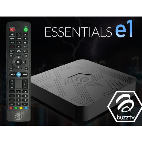 BuzzTV E1 Essentials