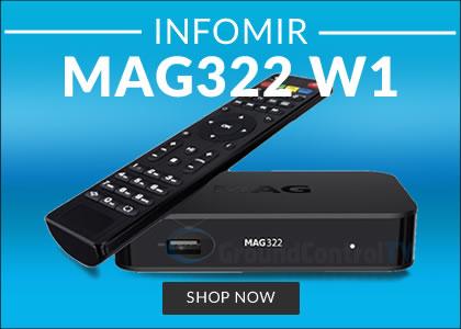 Infomir MAG322 W1