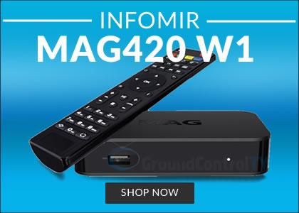 Infomir MAG420W1