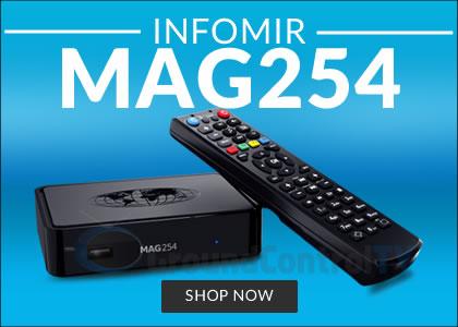 Infomir MAG254